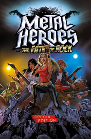 Metal Heroes Special Edition