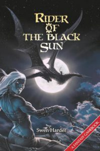 Cover of Rider of the Black Sun